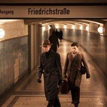 Gli invisibili: Aaron Altaras e Andreas Schmidt in una scena del film