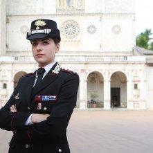 Don Matteo 11: una foto di Maria Chiara Giannetta