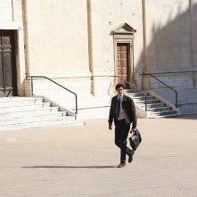 Don Matteo 11: una foto dell'attore Cristiano Caccamo
