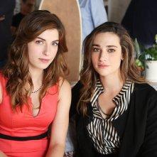 Don Matteo 11: Teresa Romagnoli e Maria Chiara Giannetta in una foto della serie