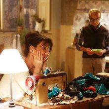 Don Matteo: una foto di Nathalie Guetta nell'undicesima stagione
