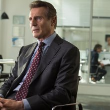 L'uomo sul treno - The Commuter: Liam Neeson in una scena del film