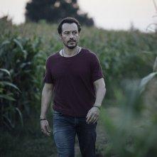 Made in Italy: Stefano Accorsi in un momento del film