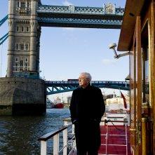 My Generation: Michael Caine in un'immagine dal set del documentario