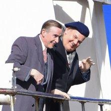 Stan & Ollie: una foto dal set