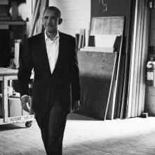 Non c'è bisogno di presentazioni con David Letterman: Barack Obama in una foto dello show
