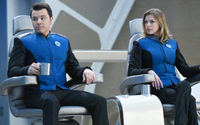 The Orville: l'ultima frontiera secondo Seth MacFarlane