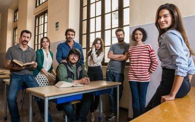 Immaturi - La Serie: nuovamente sui banchi di scuola, passando dal cinema alla televisione