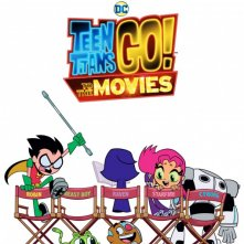 Locandina di Teen Titans Go! to the Movies
