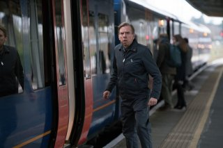 Philip K. Dick's Electric Dreams: Timothy Spall nell'episodio The Commuter