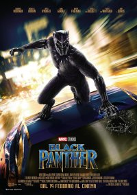 Black Panther in streaming & download