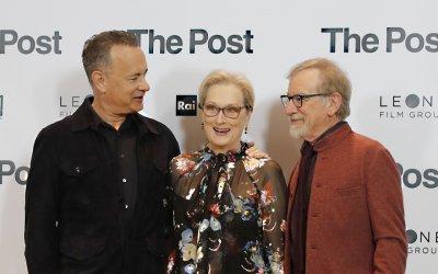 """The Post, Spielberg: """"Se gli uomini non imparano ad accettare i no, ci sarà sempre uno squilibrio di potere"""""""