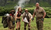 Box Office USA: Jumanji - Benvenuti nella giungla ancora al primo posto