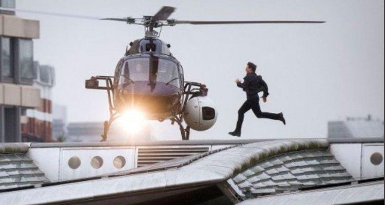 Mission: Impossible 6, Tom Cruise gira sul Blackfriars Bridge e paralizza Londra!