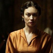 The Death of Stalin: Olga Kurylenko in una scena del film