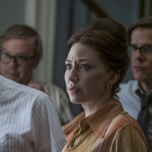 The Post: Carrie Coon in un momento del film