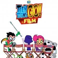 Locandina di Teen Titans Go! Il film