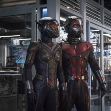 Ant-Man and the Wasp: una foto del sequel Marvel