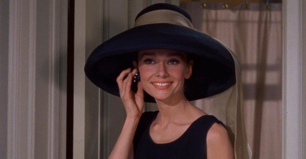 Colazione da Tiffany: Audrey Hepburn in una scena del film