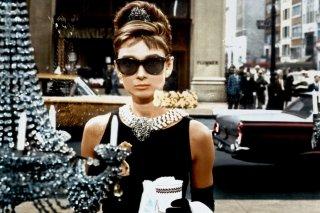 Colazione da Tiffany: Audrey Hepburn in un momento del film