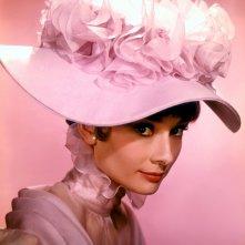My Fair Lady: Audrey Hepburn in un'immagine promozionale del film