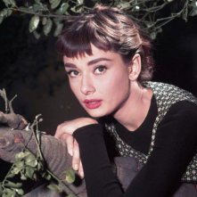 Sabrina: Audrey Hepburn in una scena del film