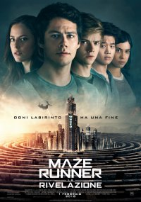 Maze Runner – La rivelazione in streaming & download