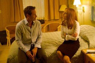 """x-Files: Gillian Anderson e David Duchovny nell'episodio """"Doppioni"""""""