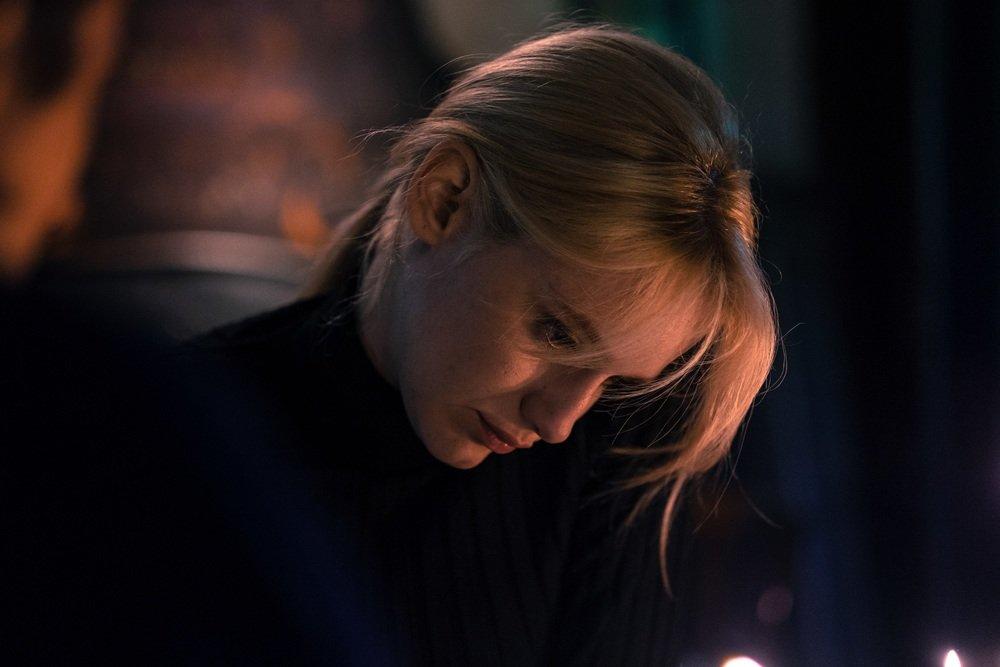 Fabrizio De André - Principe Libero: Valentina Bellè in un momento del film
