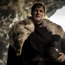Britannia: David Morrissey in una scena della prima stagione