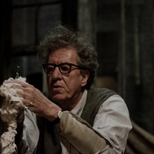 Final Portrait - L'arte di essere amici: Geoffrey Rush in una scena del film