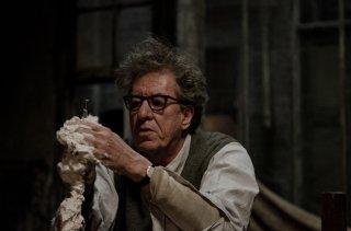 Final Portrait - L'arte di essere amici: Geoffrey Rush in una scena del film
