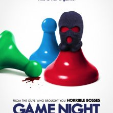Locandina di Game Night
