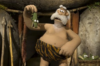 I Primitivi: una scena del film d'animazione
