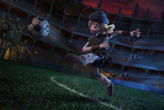 I Primitivi: un'immagine del film d'animazione