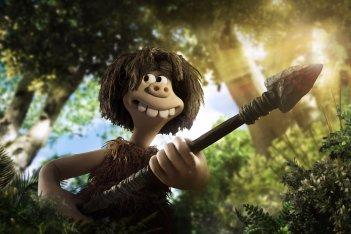 I Primitivi: un'immagine del film animato