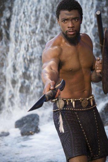 Black Panther: il protagonista Chadwick Boseman