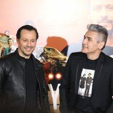Made in Italy: Stefano Accorsi e Luciano Ligabue al photocall