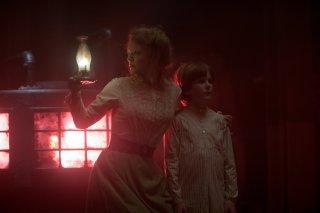 La vedova Winchester: Sarah Snook in un momento del film
