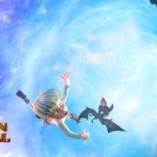 L'incantesimo del drago: un'immagine del film d'animazione