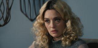 Sconnessi: Carolina Crescentini in una scena del film