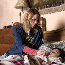 Slumber - Il demone del sonno: Kristen Bush e Lucas Bond in una scena del film
