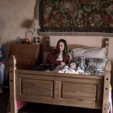 Slumber - Il demone del sonno: Kristen Bush, Lucas Bond e Maggie Q in una scena del film