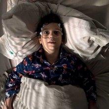 Slumber - Il demone del sonno: Lucas Bond in una scena del film
