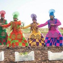 The Harvest: un momento del documentario di Andrea Paco Mariani