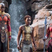Black Panther: una foto dei protagonisti