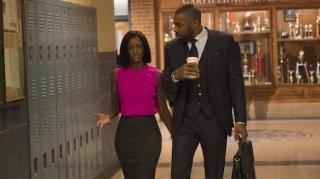 Black Lightning: Cress Williams in una scena della serie