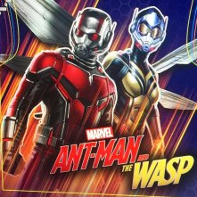 Ant-Man and the Wasp: un'immagine promozionale del film