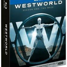 La cover di Westworld