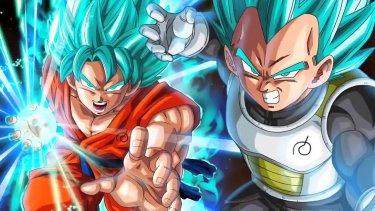 Dragon Ball Super: Vegeta e Goku